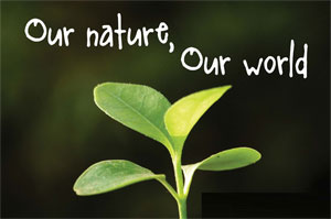 Our Nature, Our World